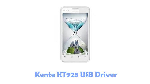 Download Kente KT928 USB Driver