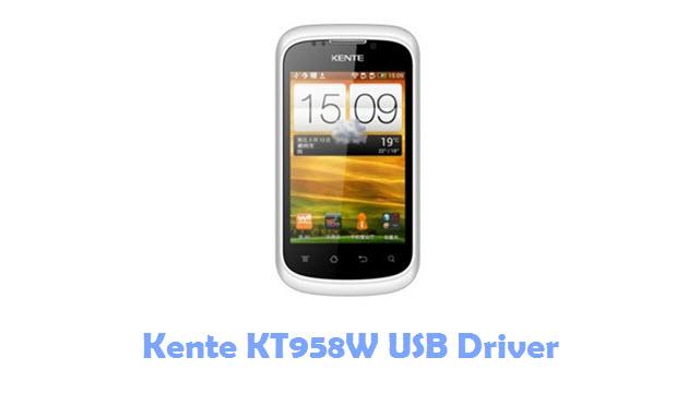 Download Kente KT958W USB Driver