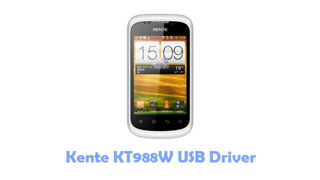 Download Kente KT988W USB Driver