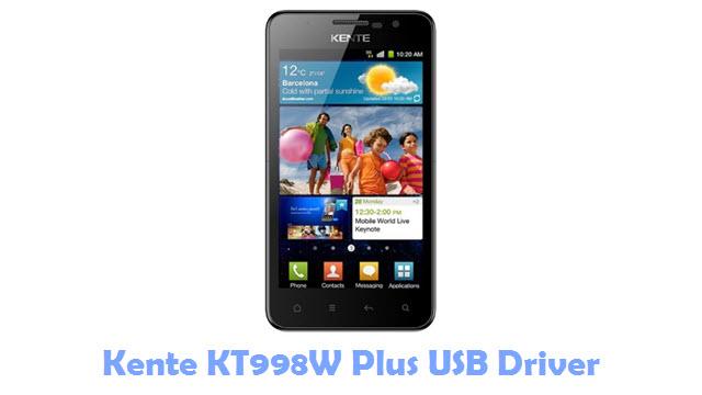 Kente KT998W Plus USB Driver