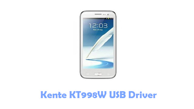 Download Kente KT998W USB Driver