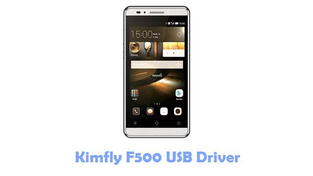 Download Kimfly F500 USB Driver