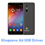 Download Kingzone A3 USB Driver
