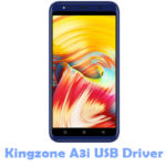 Download Kingzone A3i USB Driver