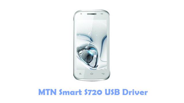 Download MTN Smart S720 USB Driver