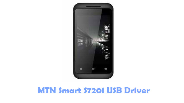 MTN Smart S720i USB Driver