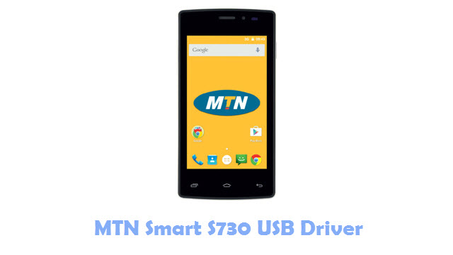 MTN Smart S730 USB Driver