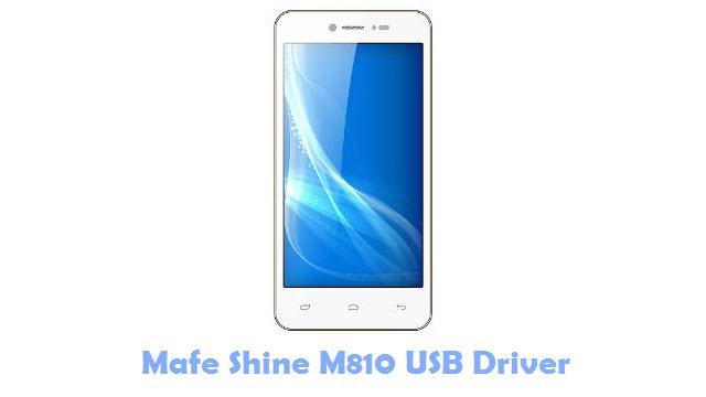 Mafe Shine M810 USB Driver