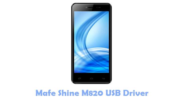 Mafe Shine M820 USB Driver