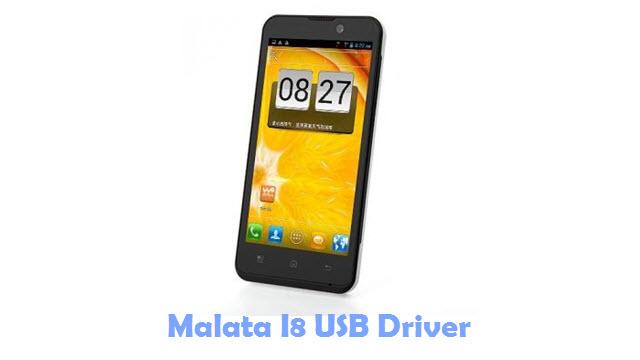 Malata I8 USB Driver