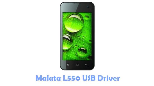Download Malata L550 USB Driver