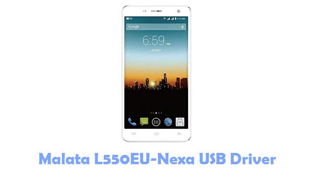 Download Malata L550EU-Nexa USB Driver