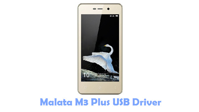 Download Malata M3 Plus USB Driver