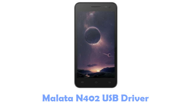 Download Malata N402 USB Driver