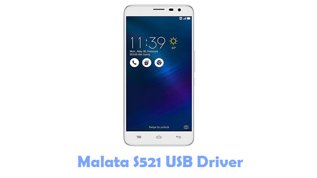 Download Malata S521 USB Driver