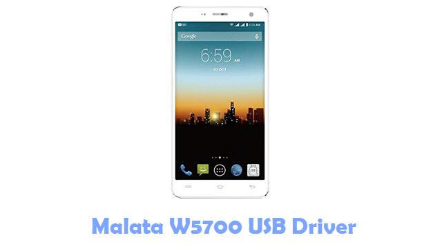 Download Malata W5700 USB Driver