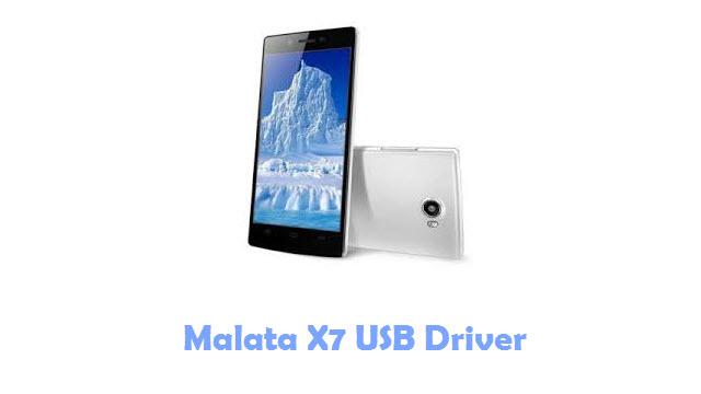 Malata X7 USB Driver