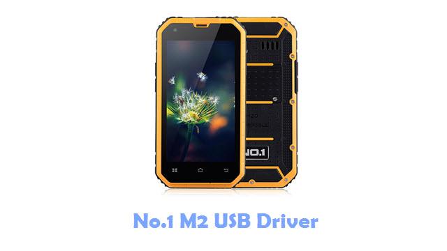 Download No.1 M2 USB Driver