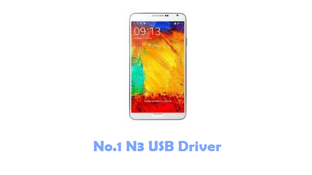 Download No.1 N3 USB Driver