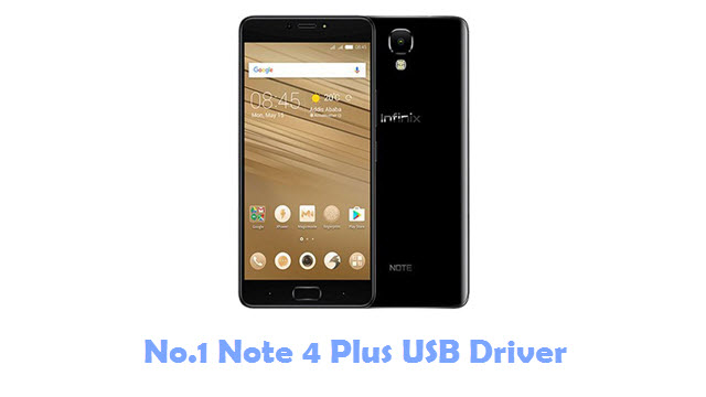 No.1 Note 4 Plus USB Driver