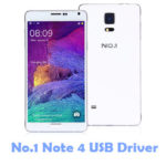 Download No.1 Note 4 USB Driver