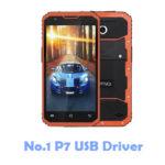 No.1 P7 USB Driver