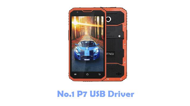 Download No.1 P7 USB Driver