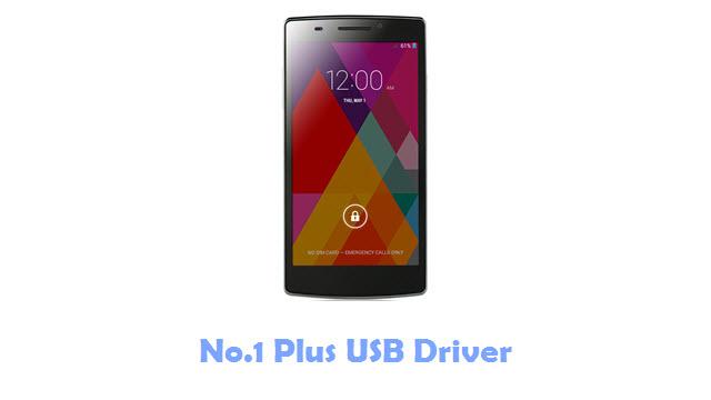 Download No.1 Plus USB Driver