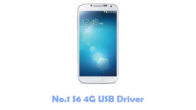 Download No.1 S6 4G USB Driver