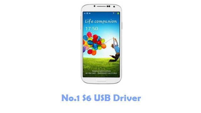 Download No.1 S6 USB Driver