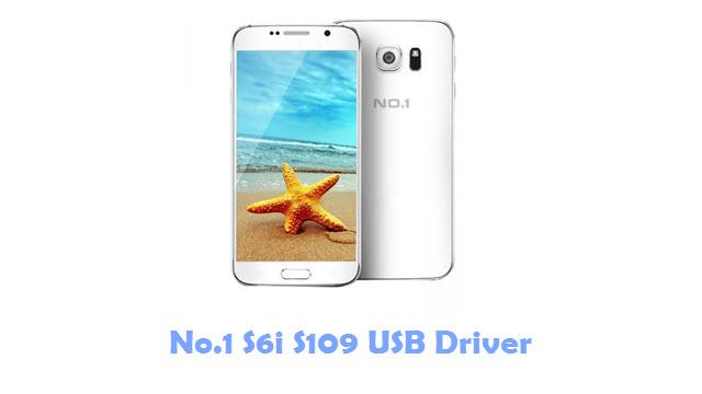 Download No.1 S6i S109 USB Driver