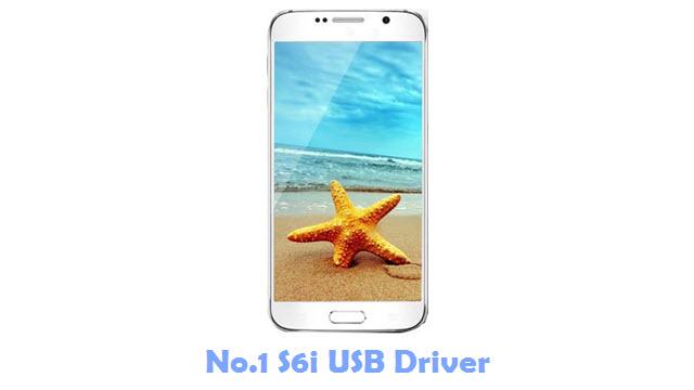 Download No.1 S6i USB Driver