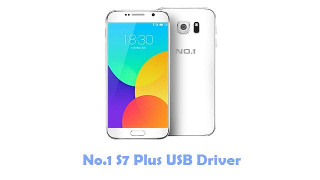 Download No.1 S7 Plus USB Driver