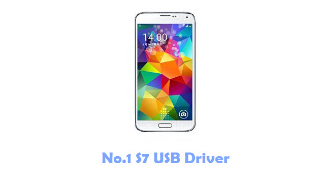 Download No.1 S7 USB Driver