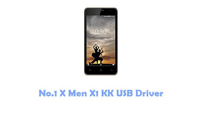 Download No.1 X Men X1 KK USB Driver
