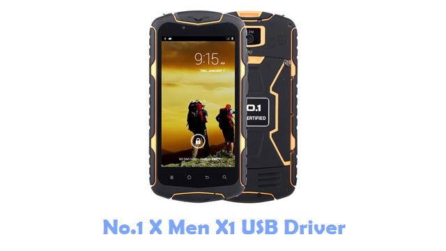 Download No.1 X Men X1 USB Driver