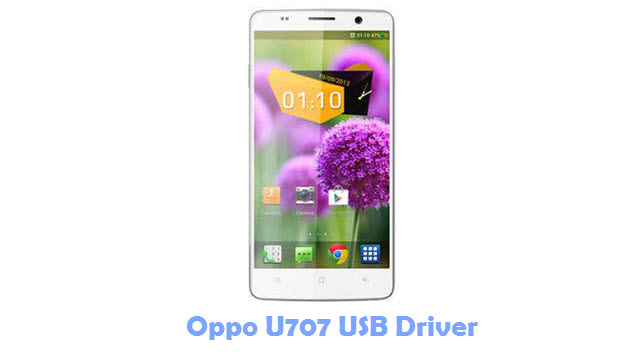 Download Oppo U707 USB Driver