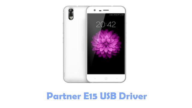 Download Partner E15 USB Driver
