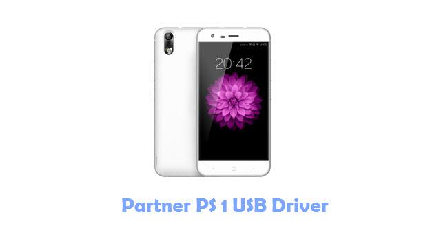 Download Partner PS 1 USB Driver