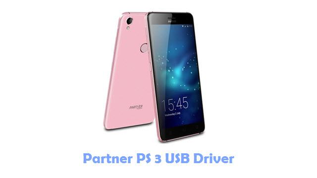 Download Partner PS 3 USB Driver