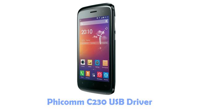 Download Phicomm C230 USB Driver