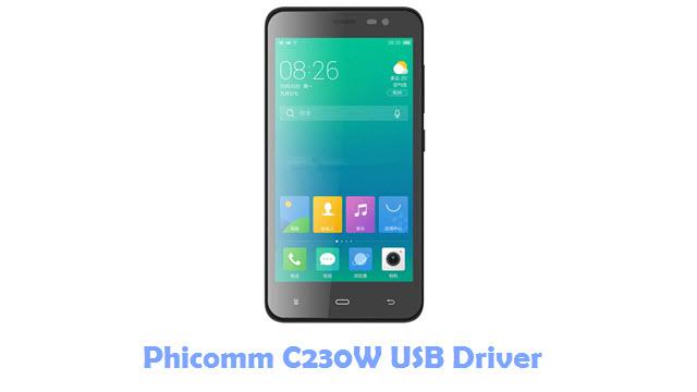 Phicomm C230W USB Driver