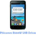 Download Phicomm E550W USB Driver