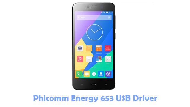 Phicomm Energy 653 USB Driver