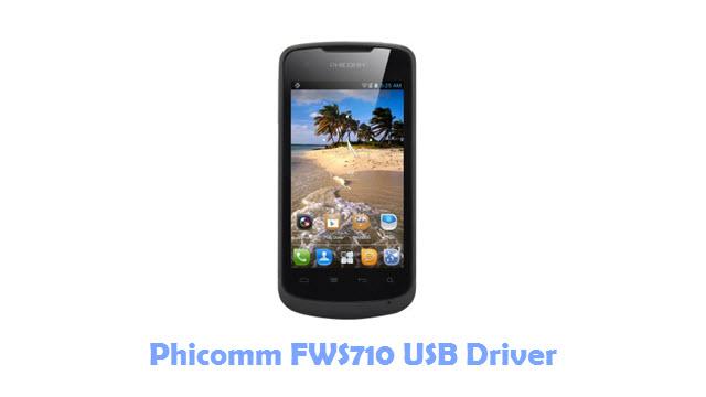 Phicomm FWS710 USB Driver
