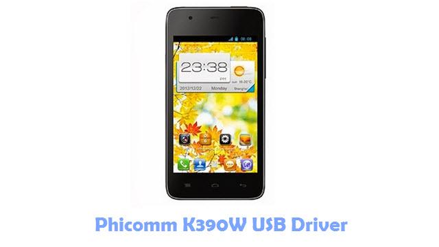 Download Phicomm K390W USB Driver