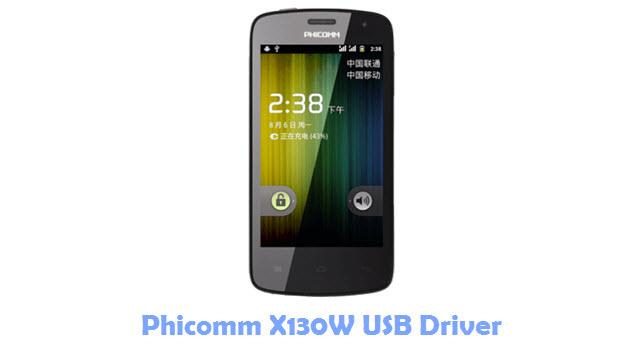Phicomm X130W USB Driver