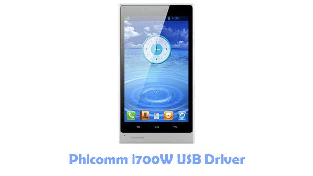 Download Phicomm i700W USB Driver