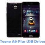 Download Teeno A9 Plus USB Driver
