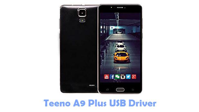 Teeno A9 Plus USB Driver